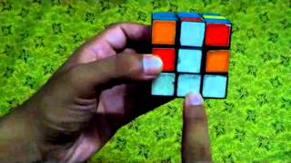How To Solve Rubik's Cube in Hindi
