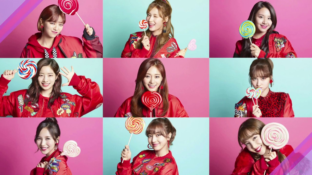 I Am Single Girl Wallpaper Twice「candy Pop」information Video Youtube