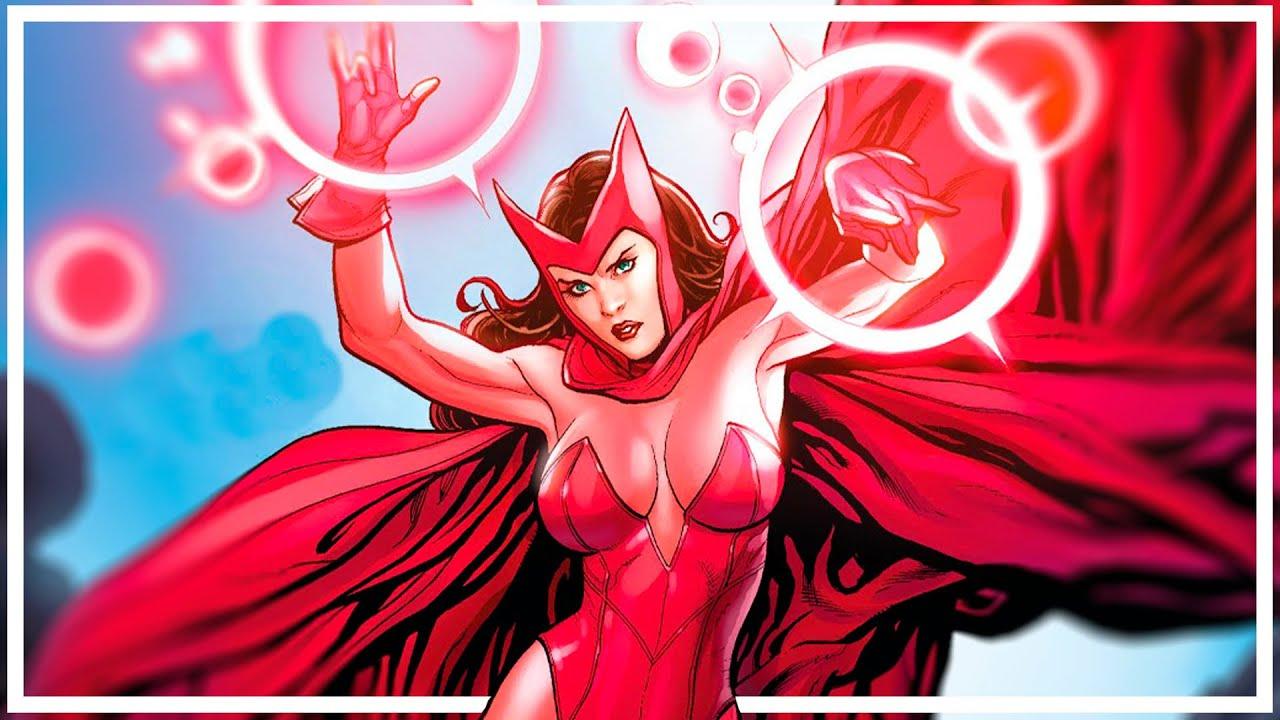 ¿Qué tan poderosa es Wanda Maximoff? | La mutante más odiada en Marvel