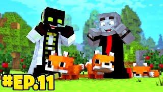 UNSERE BABY FÜCHSE?! - Minecraft 1.14 #11 [Deutsch/HD]