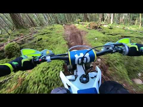 BC Dirt biking Squamish 2018