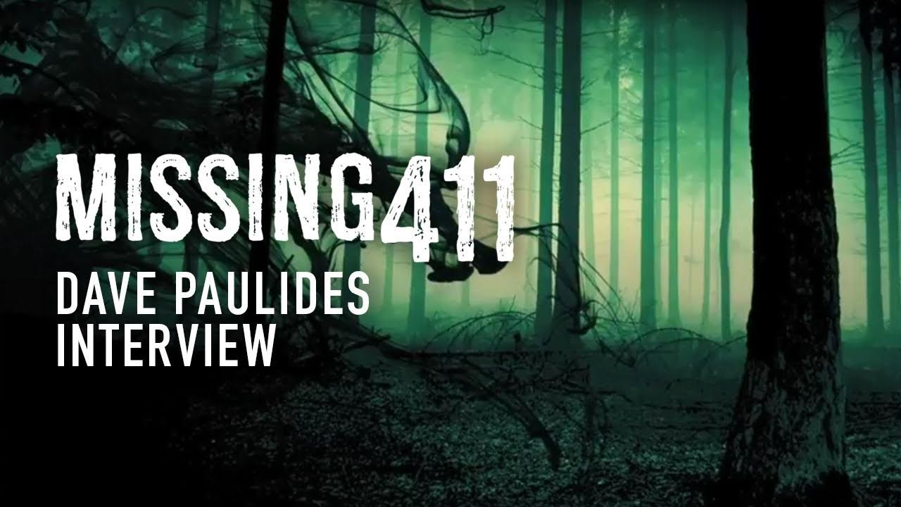 Missing 411- Dave Paulides Interview (2017) Thousands Vanish In Our  National Parks