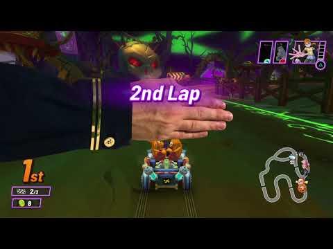 Nickelodeon Kart Racers 2 Grand Prix-D.R.E.A.M. Cup-Medium  
