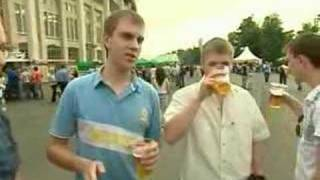 Russians Drinking Themselves To Extinction