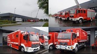 Tag der offenen Tür der Freiwilligen Feuerwehr Groß-Gerau - 01.05.2017