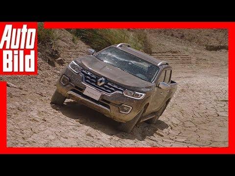 Renault Alaskan (2017) Fahrbericht/Review/Details