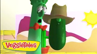 VeggieTales | Water Buffalo Song | Veggie Tales Silly Songs With Larry | Videos For Kids