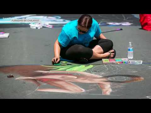 Annual Chalkfest is returning in Arbor Lakes