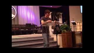 Evan Thompson S Youth Sunday 2015 Sermon