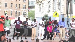 K5! Azonto Performance at Dancing in the Streets | Iyanya Kukere | May D ile ijo