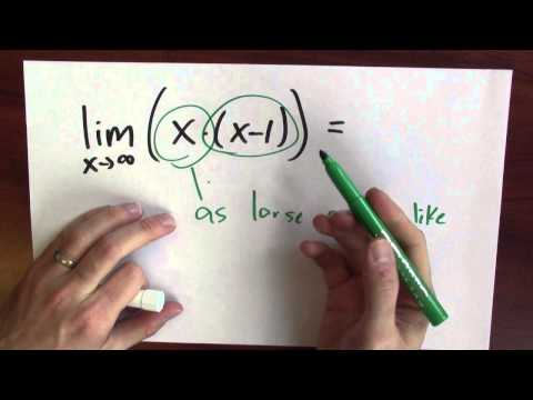 Why is infinity not a real number? - Week 2 - Lecture 8 - Mooculus
