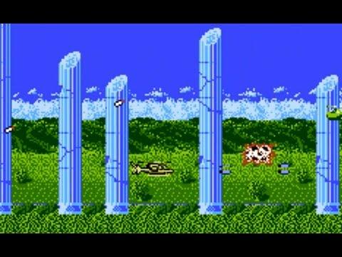 Silkworm (NES) Playthrough [60 FPS] - NintendoComplete