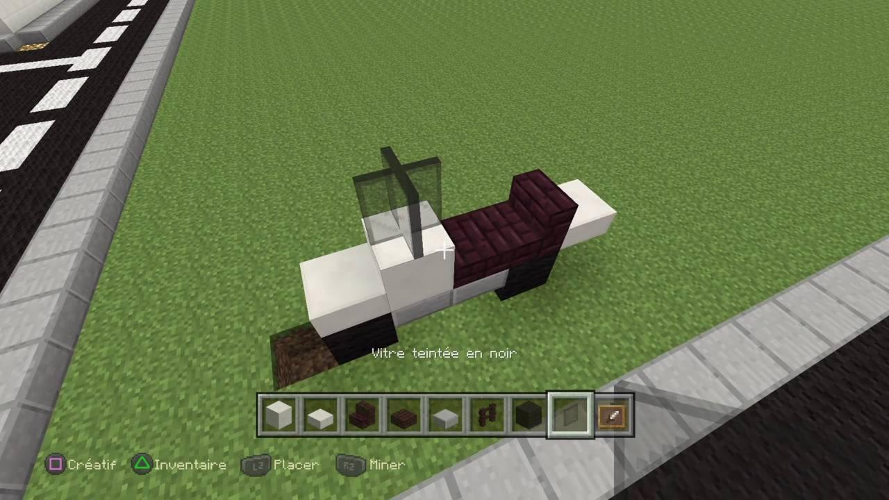 Comment faire une voiture de police qui roule dans minecraft - Comment faire une laisse dans minecraft ...