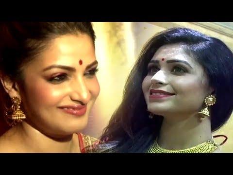 জানেন কি ঋতাভরীর মা তনুশ্রী?   Tanushree Chakraborty   Ritabhari Chakraborty