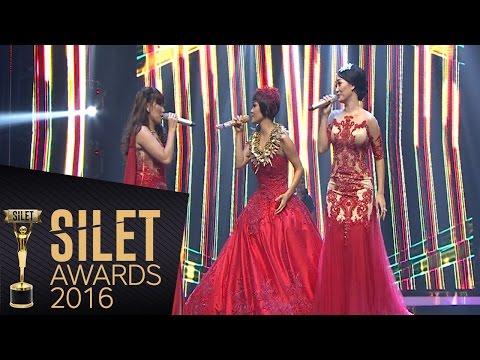 "Ayu Ting Ting - Zaskia Gotik - Julia Perez ""Pudar"" | Hey Ladies | Silet Awards 2016"