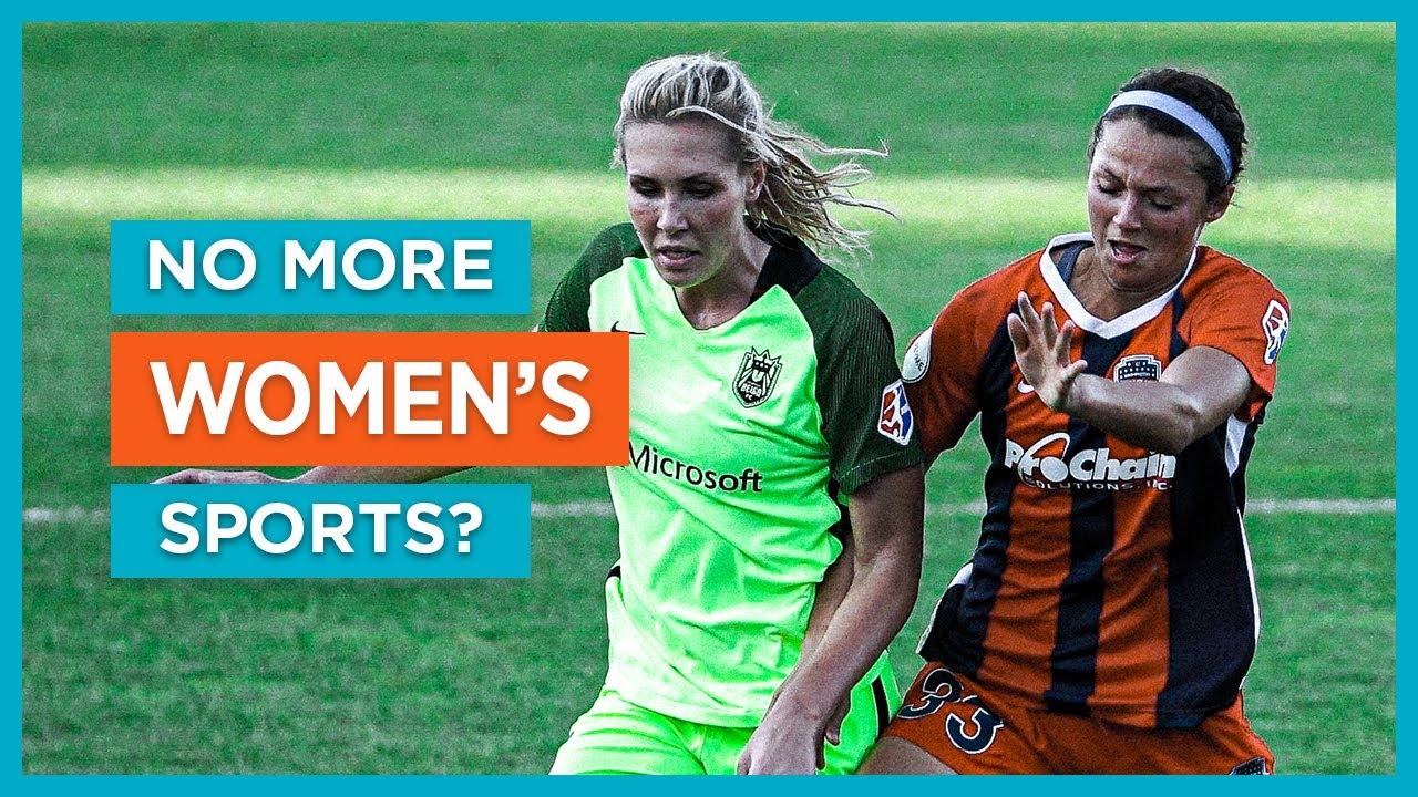 No More Women's Sports?