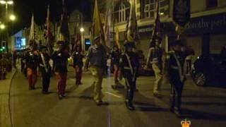 Goldsprings True Defenders 1 @ Mid Ulster / Armagh 36th Ulster Division Regimental Bands Assn 2009