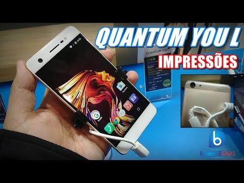 Quantum You: unboxing e primeiras impressões | Tudocelu... | Doovi