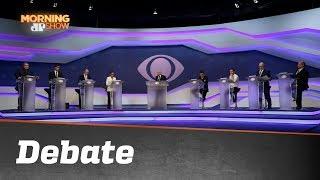 Morno E Com Um Malucão Como Foi O 1° Debate
