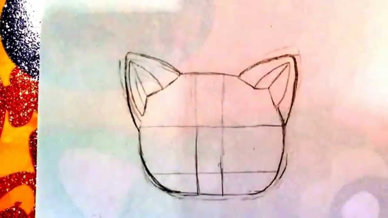 I Want To Draw A Cat For You Youtube