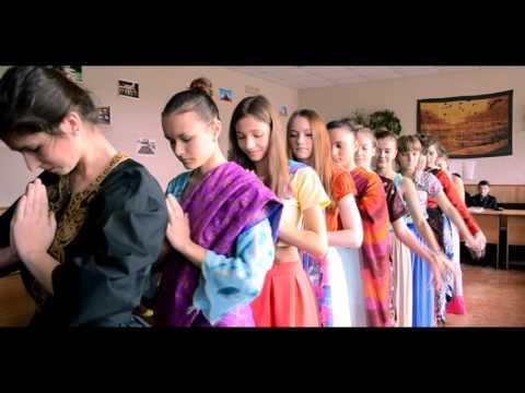 Simple Thai dance