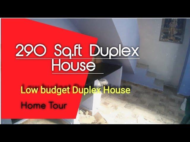 290Sq.Ft Low Budget Duplex Home Tour | GIRI Homes Kumbakonam