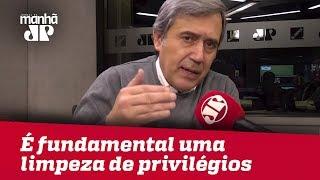 É fundamental uma limpeza de privilégios e despetização nos bancos estatais | Marco Villa
