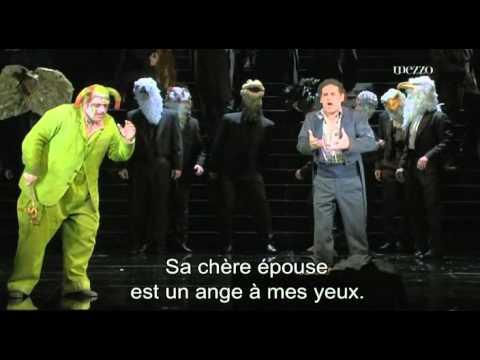 Flórez - Rigoletto /Dresden 2008/ - YouTube