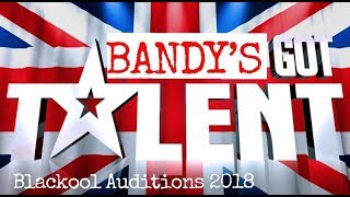 Bandy goes to BGT! Blackpool 2018 Britain's Got Talent Auditions