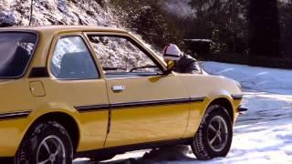 Opel Ascona SR beauty