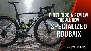 2020 Specialized S-Works Roubaix | First ride and review