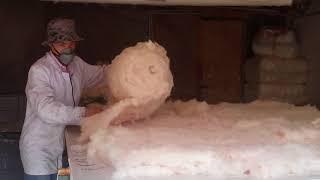 Quilt Making in Kunming