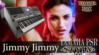 Disco Dancer - Jimmi Jimmi Jimmi Aaja Aaja Aaja Yamaha Psr Cover