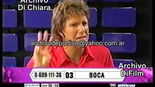 Promo El gran desafio con Alejandro Fantino - DiFilm (2002)