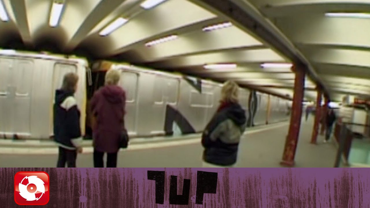 1up Part 06 Berlin The Subway Wholetrain Official