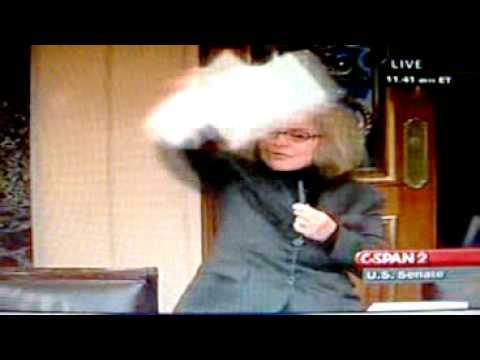 Lindsey Graham Tears Into Barbara Boxer On The Senate Floor