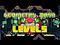 THE BEST GEOMETRY DASH 2.0 FANMADE CREATOR | GEOMETRY DASH LEVELS