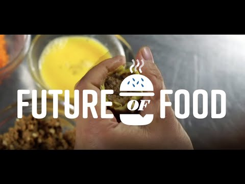 Future of Food: What trends are shaping the food and beverage industry?