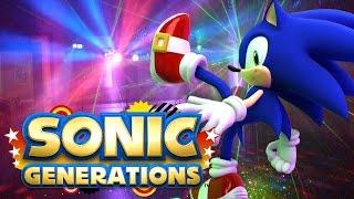 SONIC IS FABULOUS! | Sonic Generations w/ Mods #14