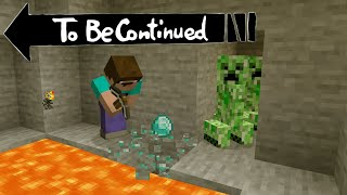 To Be Continued & We'll be right back minecraft By Scooby Craft 17 minutes gameplay