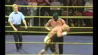 Paul Miller vs Black Scorpion 2-1-92