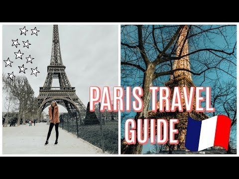 15 Tips For Your First Trip To Paris!! | things you NEED to know