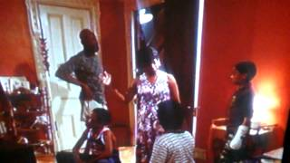 Crooklyn- Mom & Dad fight scene