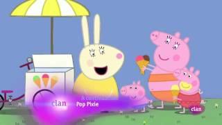 Peppa Pig   Un dia muy caluroso   rinconcito soleado