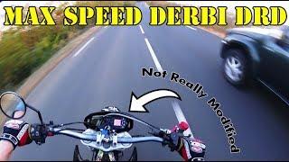Derbi 50cc (DRD PRO) / Vitesse Max / Pot Giannelli / NcFreeGom [Gopro - HD]