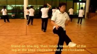 Tai Chi Warm-up Exercises
