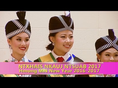 3 HMONG NEWS: Meet the contestants of Hmong Minnesota New Year 2017 Beauty Pageant.
