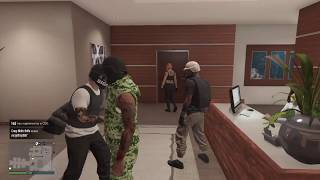OPEN LIVE stream GTA 5 online part 3