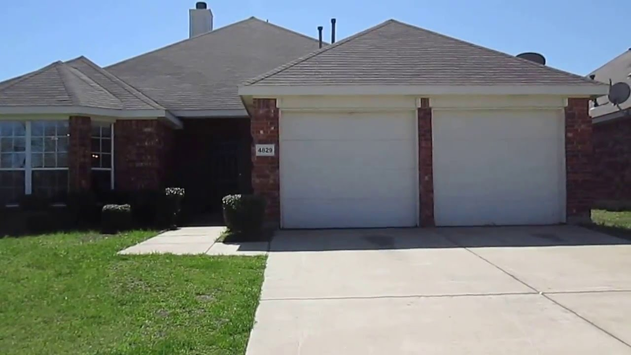 Houses for Rent in Dallas TX  Mesquite House 3BR 2BA by Property Manager in  Dallas   YouTubeHouses for Rent in Dallas TX  Mesquite House 3BR 2BA by Property  . Four Bedroom Houses For Rent In Dallas Tx. Home Design Ideas