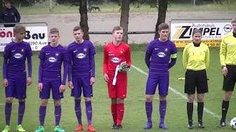 Fussball C-Junioren FC Erzgebirge Aue - Chemnitzer FC 2 v. 05.05.2019